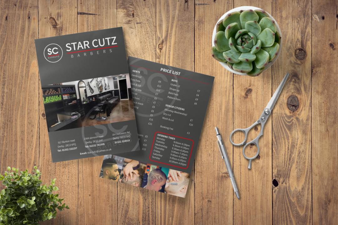 Star-Cutz-Price-List
